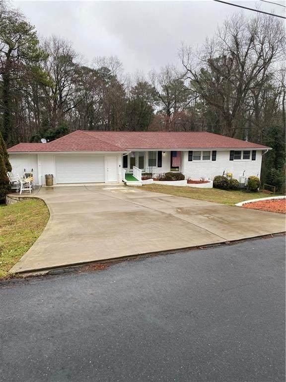 3112 Crestview Circle, Duluth, GA 30096 (MLS #6686955) :: North Atlanta Home Team