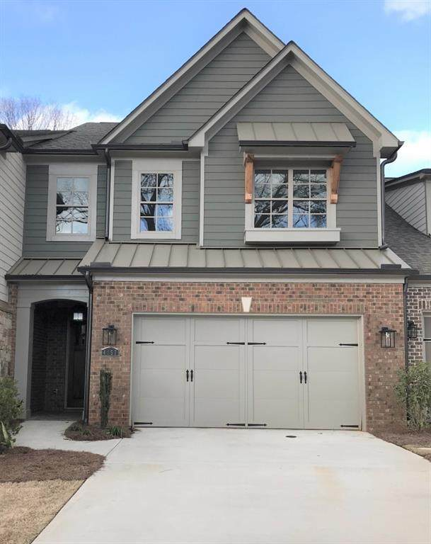 4157 Avid Park NE #14, Marietta, GA 30062 (MLS #6686999) :: North Atlanta Home Team
