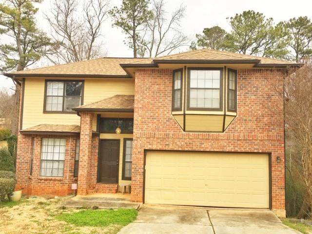 4037 Creek Station Lane, Stone Mountain, GA 30083 (MLS #6687334) :: North Atlanta Home Team
