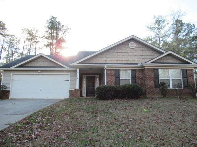 54 Brookhaven Way, Rockmart, GA 30153 (MLS #6687465) :: North Atlanta Home Team