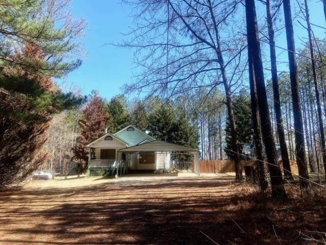 705 Old Pleasant Hill Road, Waco, GA 30182 (MLS #6687608) :: RE/MAX Prestige