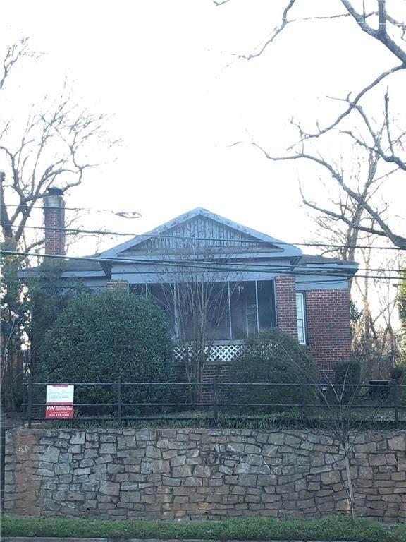 78 Moreland Avenue NE, Atlanta, GA 30307 (MLS #6687616) :: Kennesaw Life Real Estate