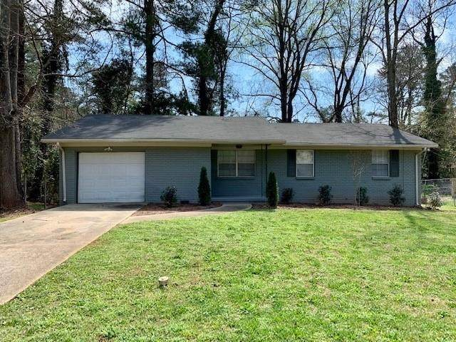 2267 Chestnut Hill Circle, Decatur, GA 30032 (MLS #6689978) :: MyKB Partners, A Real Estate Knowledge Base