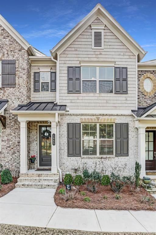 1665 Hammock Drive, Smyrna, GA 30080 (MLS #6690089) :: North Atlanta Home Team