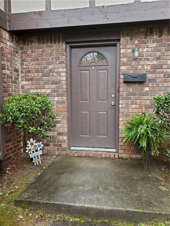 1197 Ashborough Drive SE B, Marietta, GA 30067 (MLS #6690338) :: Rich Spaulding