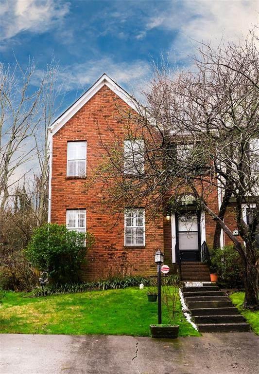 1658 Grist Mill Drive, Marietta, GA 30062 (MLS #6691542) :: Rich Spaulding