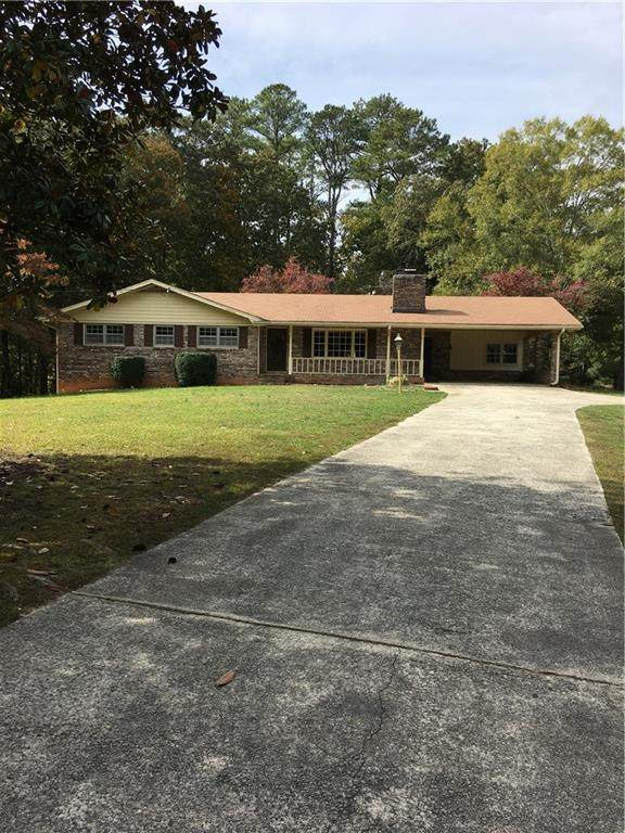 1898 Villa Rica Road, Powder Springs, GA 30127 (MLS #6691838) :: The Realty Queen & Team