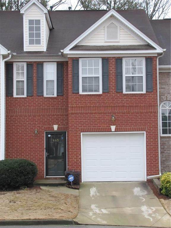 445 Lantern Wood Drive, Scottdale, GA 30079 (MLS #6691919) :: The Heyl Group at Keller Williams