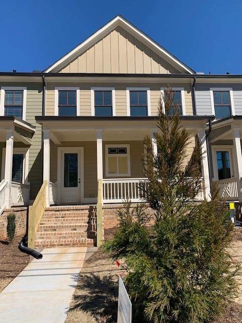 12593 Arnold Mill Road #40, Milton, GA 30004 (MLS #6692033) :: The Heyl Group at Keller Williams