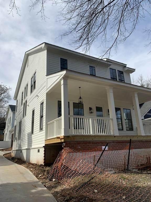 322 Candler Street NE A, Atlanta, GA 30307 (MLS #6692210) :: Dillard and Company Realty Group