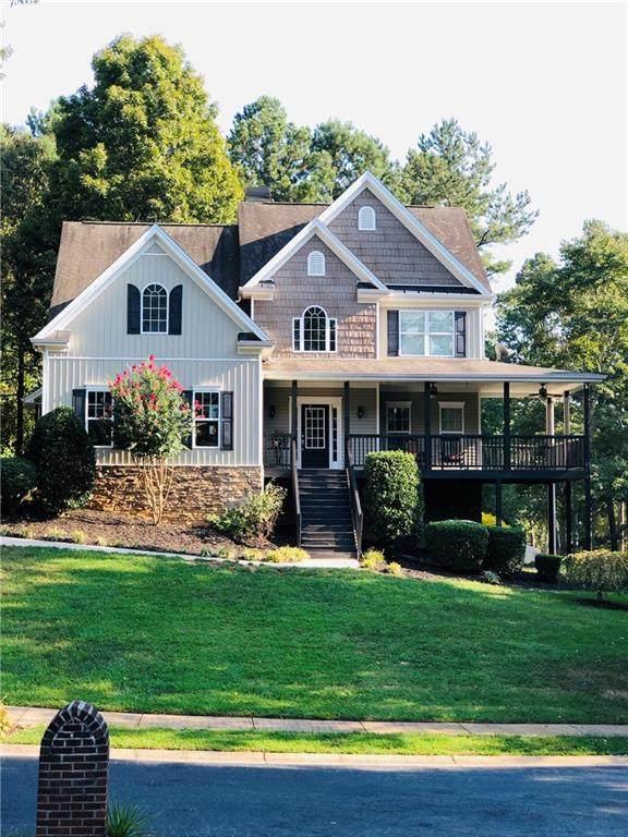 28 Meadows Court, Dawsonville, GA 30534 (MLS #6693260) :: North Atlanta Home Team