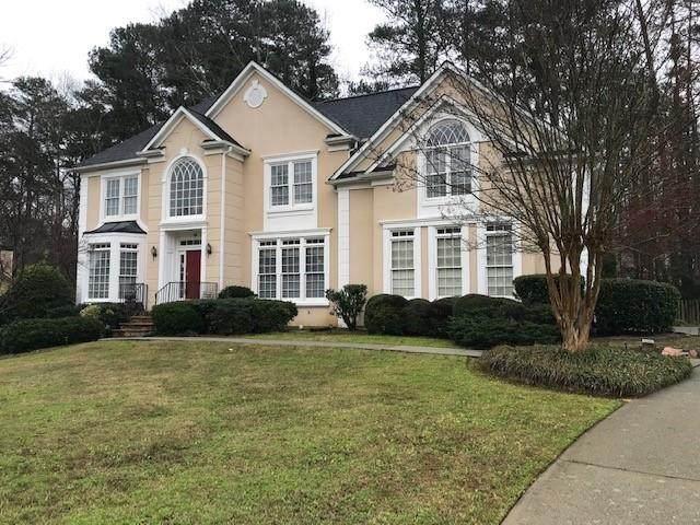 6090 Poplar Spring Drive, Peachtree Corners, GA 30092 (MLS #6694573) :: MyKB Partners, A Real Estate Knowledge Base