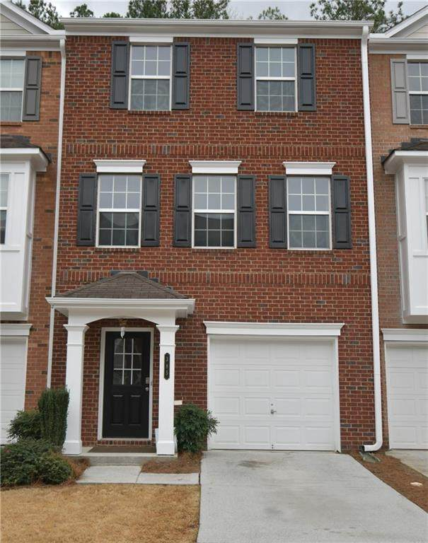 385 Heritage Park Trace NW #4, Kennesaw, GA 30144 (MLS #6694634) :: Kennesaw Life Real Estate