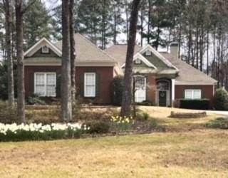 1149 Regiment Drive NW, Acworth, GA 30101 (MLS #6694668) :: Keller Williams Realty Cityside