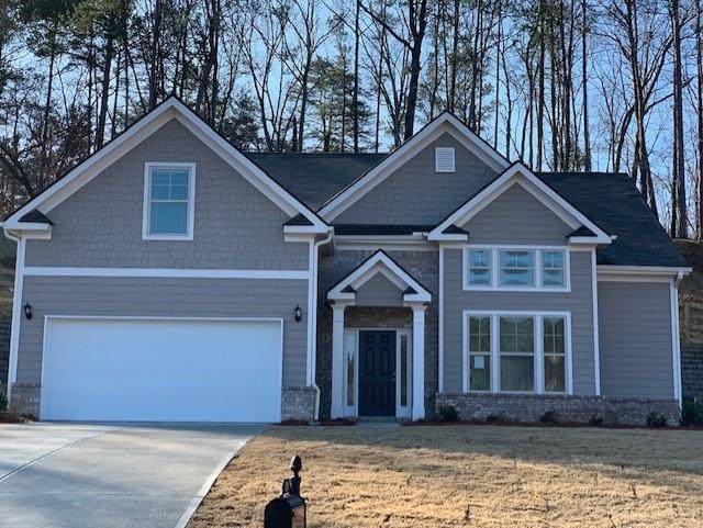 205 Creek View Place, Canton, GA 30114 (MLS #6694912) :: Tonda Booker Real Estate Sales