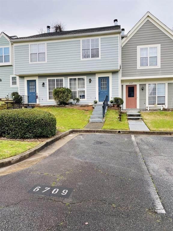 6709 Trafalger Square, Norcross, GA 30093 (MLS #6695569) :: North Atlanta Home Team