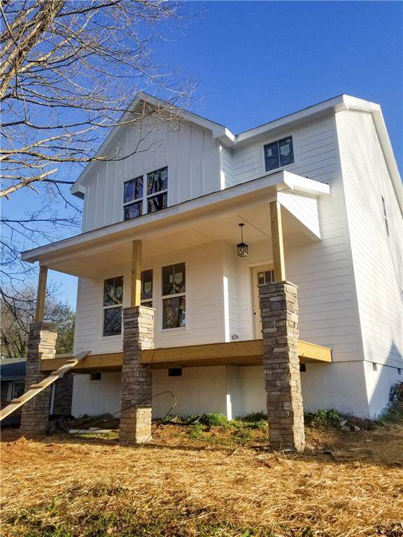 174 Stripling Street, Ball Ground, GA 30107 (MLS #6695913) :: Path & Post Real Estate