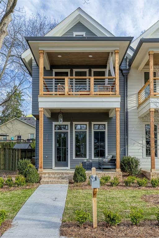 806 Kirkwood Avenue SE, Atlanta, GA 30316 (MLS #6695924) :: North Atlanta Home Team