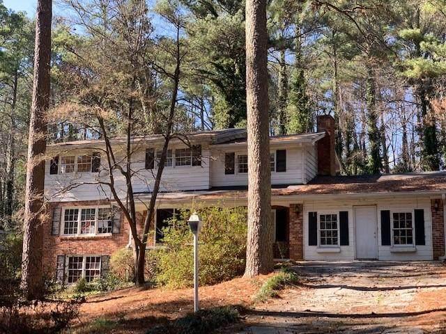 4250 Durham Circle, Stone Mountain, GA 30083 (MLS #6695943) :: Rock River Realty