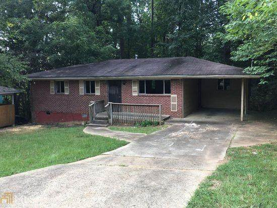 186 Polar Rock Road SW, Atlanta, GA 30315 (MLS #6696013) :: The Heyl Group at Keller Williams