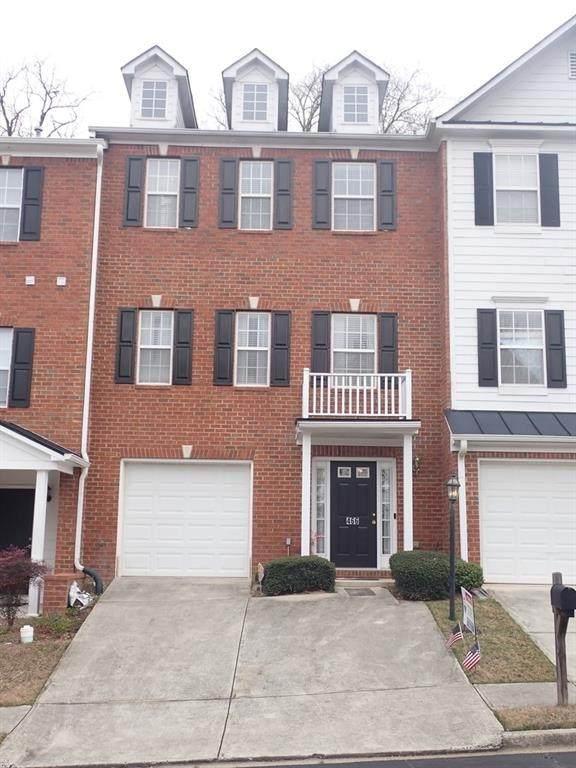 466 Eagle Tiff Drive, Sugar Hill, GA 30518 (MLS #6696591) :: North Atlanta Home Team
