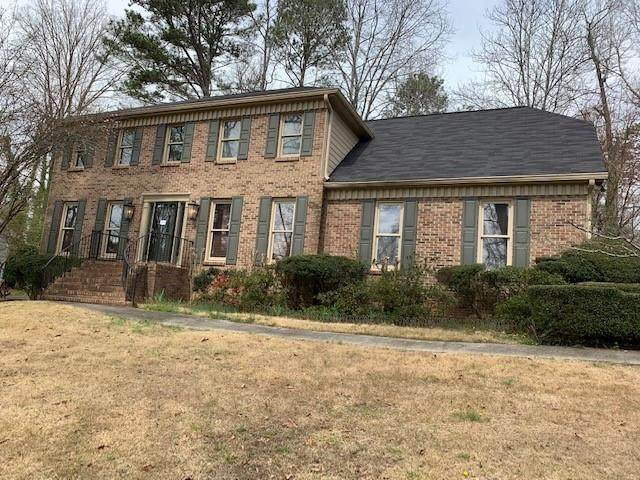 4667 Old Annistown Road, Snellville, GA 30039 (MLS #6696740) :: The Cowan Connection Team