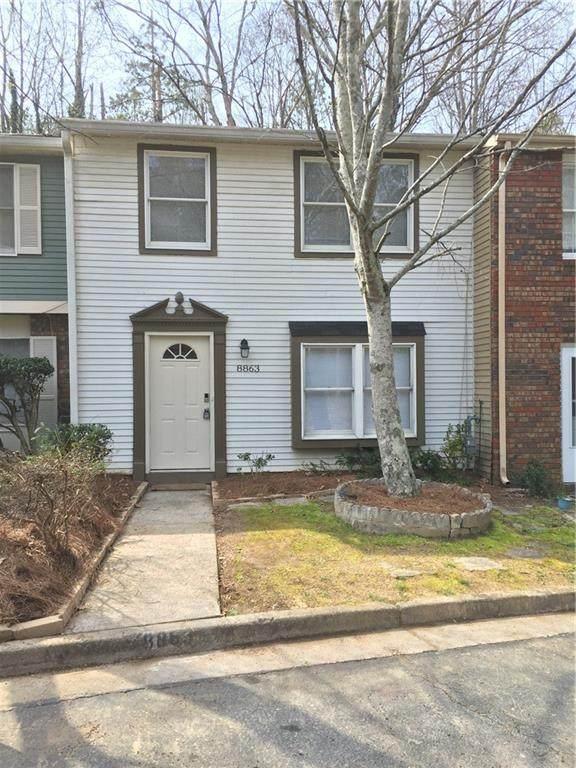 8863 Roberts Drive, Sandy Springs, GA 30350 (MLS #6696829) :: Kennesaw Life Real Estate