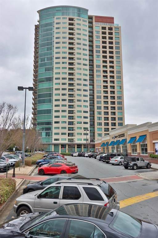 4561 Olde Perimeter Way #806, Atlanta, GA 30346 (MLS #6696926) :: North Atlanta Home Team