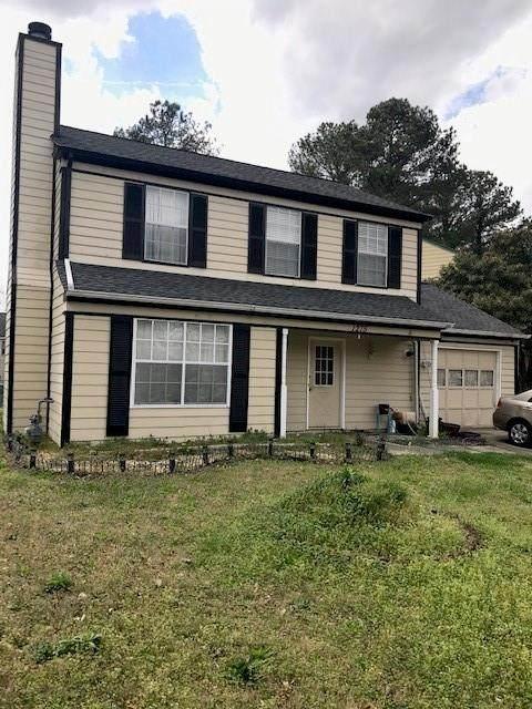 1275 Mill Lake Circle, Stone Mountain, GA 30088 (MLS #6697376) :: Rock River Realty