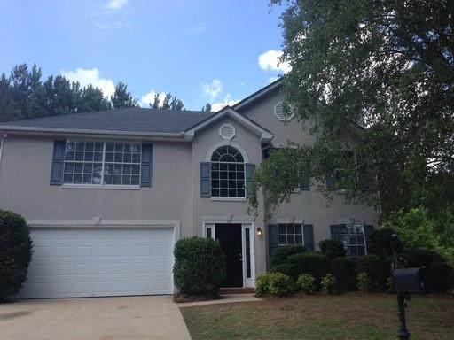 32 Prestwick Drive, Fayetteville, GA 30215 (MLS #6697410) :: North Atlanta Home Team