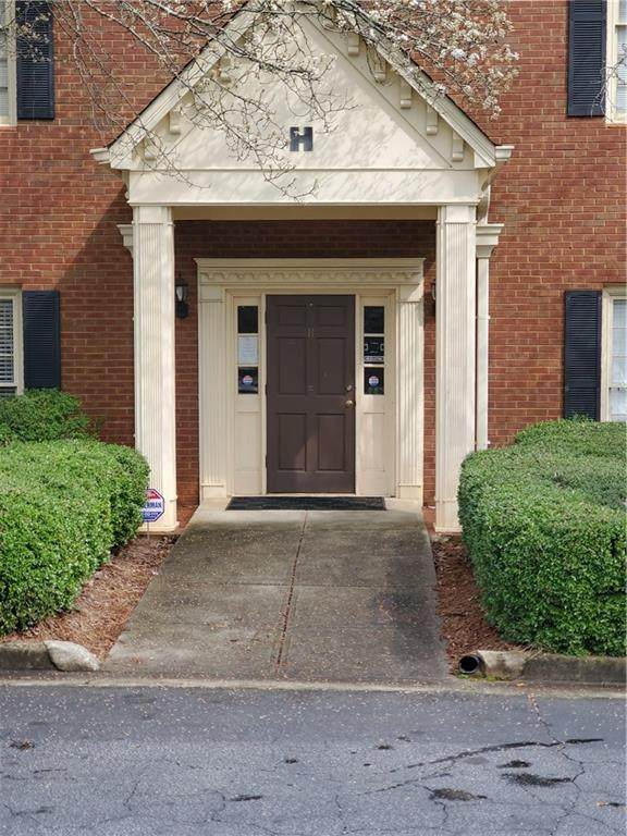 5405 Memorial Drive H, Stone Mountain, GA 30083 (MLS #6697563) :: The Hinsons - Mike Hinson & Harriet Hinson