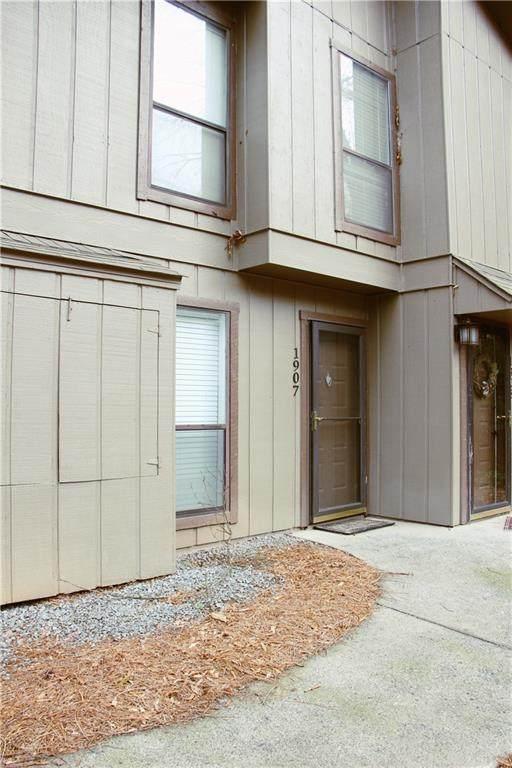 1907 Cumberland Court SE, Smyrna, GA 30080 (MLS #6697779) :: Kennesaw Life Real Estate