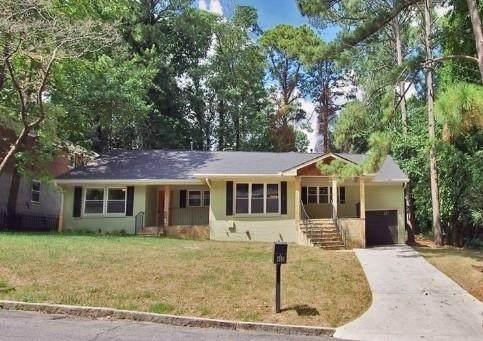 1984 Kilburn Drive NE, Atlanta, GA 30324 (MLS #6697837) :: Rich Spaulding
