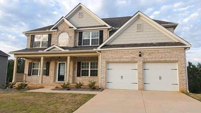 2117 Farmdale Court, Conyers, GA 30012 (MLS #6697905) :: Kennesaw Life Real Estate
