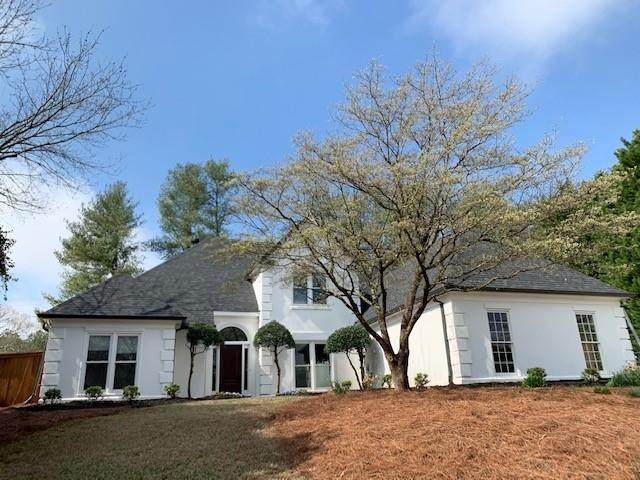 1803 Wynfair Court, Marietta, GA 30062 (MLS #6699151) :: North Atlanta Home Team