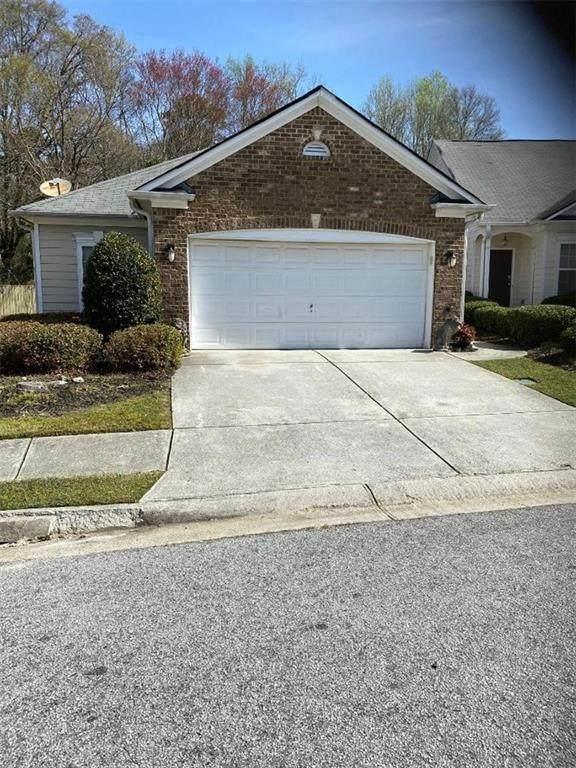 2122 Appaloosa Way, Conyers, GA 30012 (MLS #6699489) :: North Atlanta Home Team