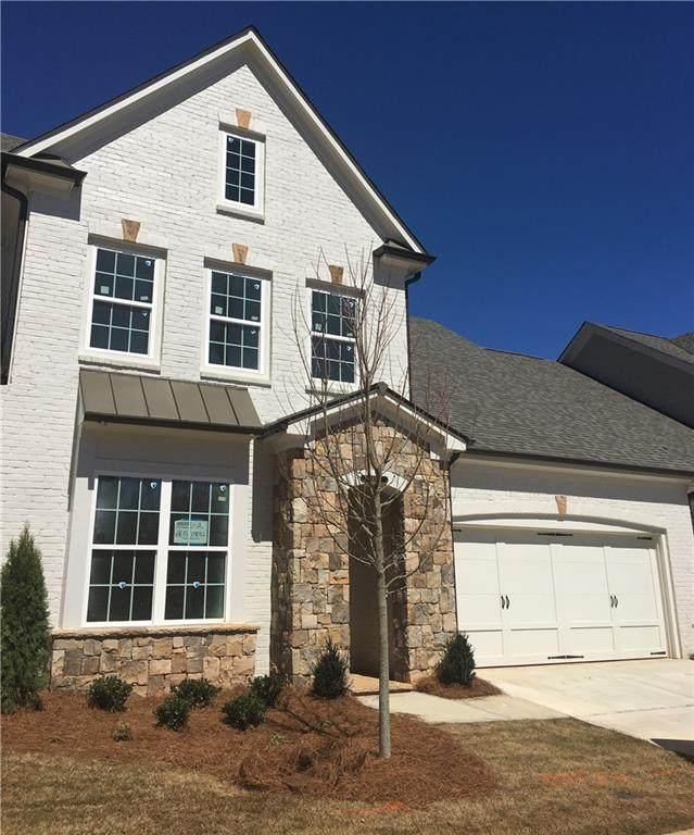 3459 Clemont Circle Circle #2, Marietta, GA 30062 (MLS #6699704) :: Kennesaw Life Real Estate