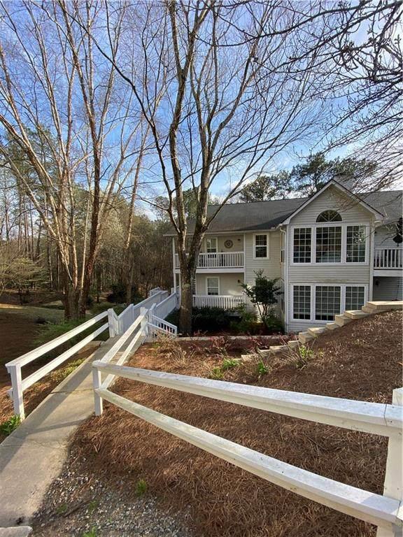1401 Gettysburg Place, Sandy Springs, GA 30350 (MLS #6700004) :: Kennesaw Life Real Estate