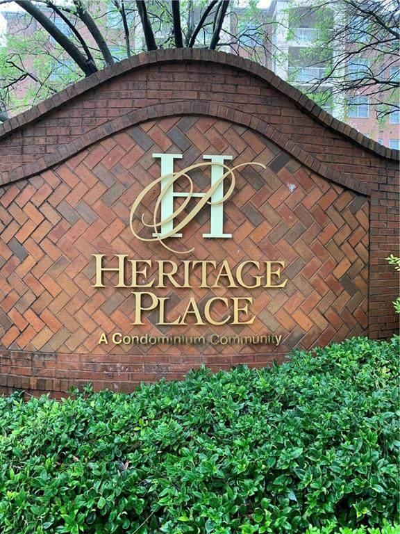 211 Colonial Homes Drive NW #1309, Atlanta, GA 30309 (MLS #6700208) :: RE/MAX Paramount Properties