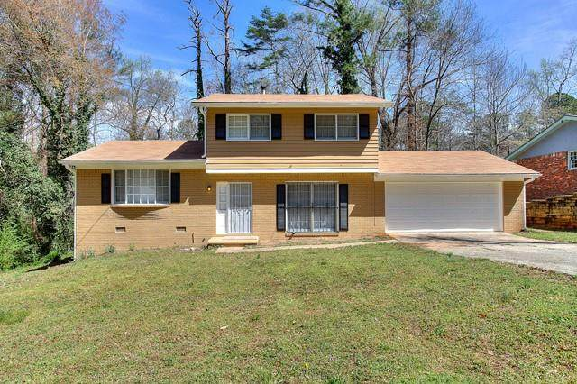 1182 Mohican Trail, Stone Mountain, GA 30083 (MLS #6700305) :: The Zac Team @ RE/MAX Metro Atlanta