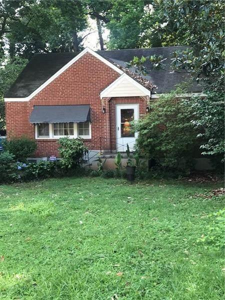 1327 Fenway Circle, Decatur, GA 30030 (MLS #6700418) :: Tonda Booker Real Estate Sales