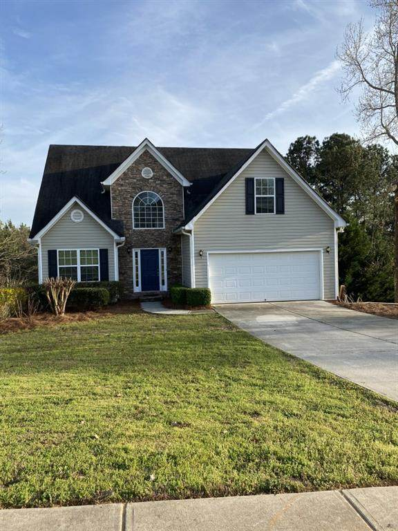 307 Granite Grove, Loganville, GA 30052 (MLS #6700445) :: Charlie Ballard Real Estate