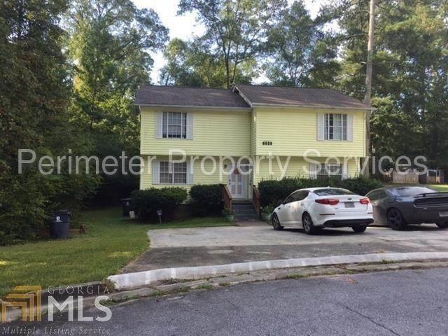 6538 Carriage Lane, Atlanta, GA 30291 (MLS #6700510) :: The Zac Team @ RE/MAX Metro Atlanta