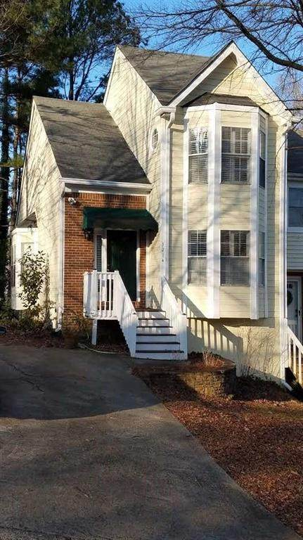 5214 Laurel Bridge Drive, Smyrna, GA 30082 (MLS #6700584) :: North Atlanta Home Team