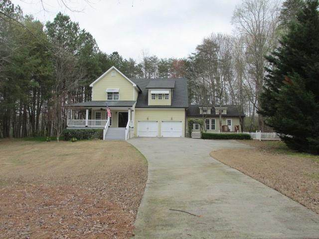 13 Cherokee Hills Drive, Rydal, GA 30171 (MLS #6700605) :: The Realty Queen & Team