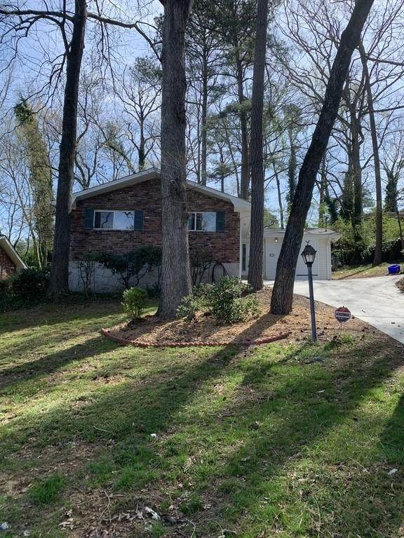 2218 Capehart Circle NE, Atlanta, GA 30345 (MLS #6700624) :: North Atlanta Home Team
