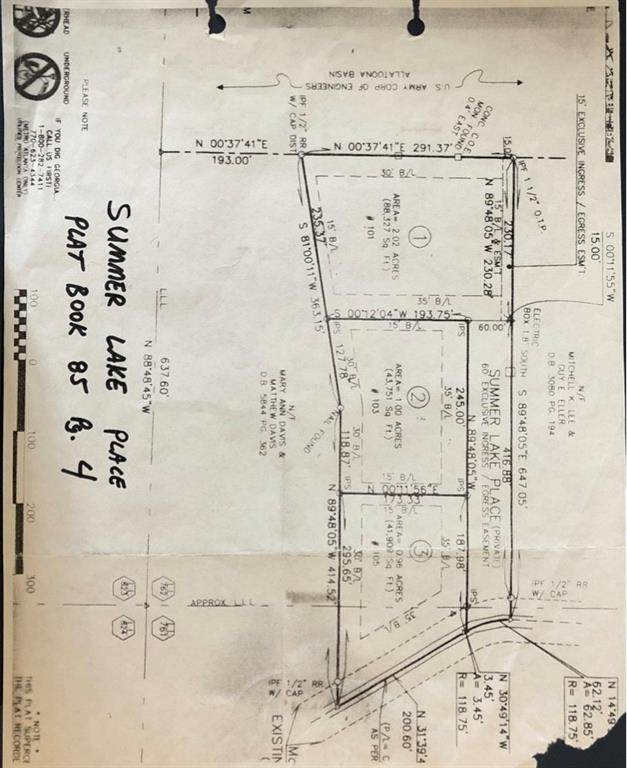103/01 Summer Lake Place, Acworth, GA 30102 (MLS #6700635) :: Path & Post Real Estate