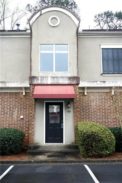 3301 Henderson Mill Road G3, Atlanta, GA 30341 (MLS #6701214) :: Rich Spaulding