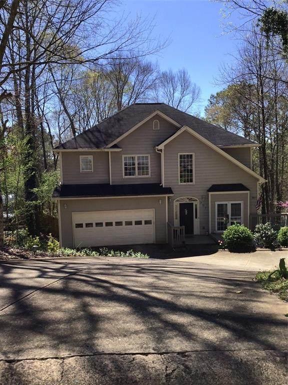 307 Cacique Court, Woodstock, GA 30188 (MLS #6701543) :: Path & Post Real Estate