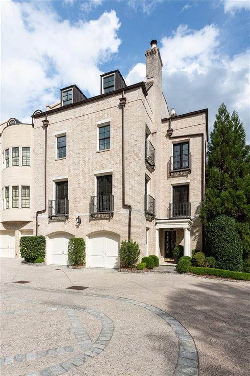122 Old Ivy Road NE #19, Atlanta, GA 30342 (MLS #6701582) :: Dillard and Company Realty Group